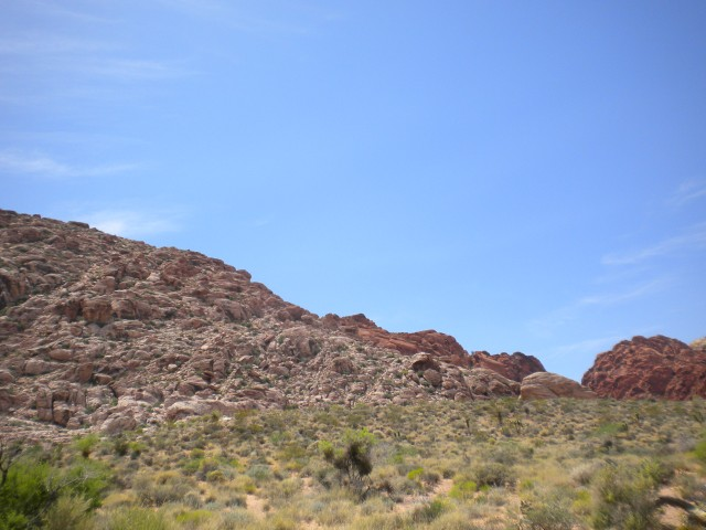 More Red Rock Canyon Pictures.
